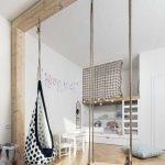 Chambre d'enfant moderne où le design du lit fait la différence : 18 idées ...