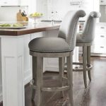 Chapman Swivel Counter Stool (24'H Seat) | Frontgate