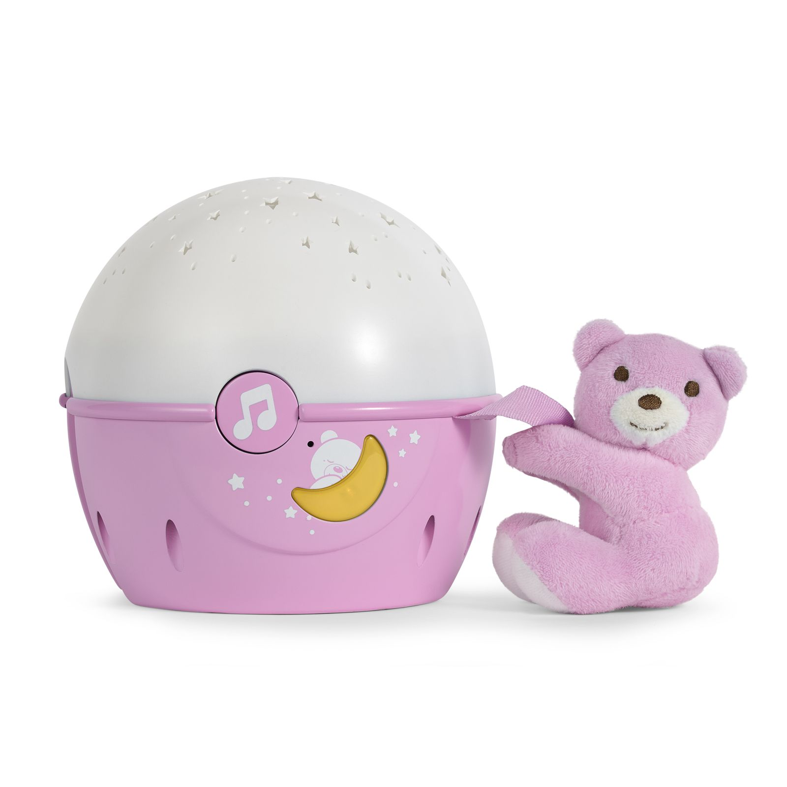 Chicco: Next2Stars Projector – Pink