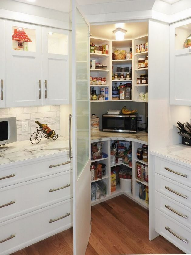 Clever Ideas for Small Kitchen Decoration