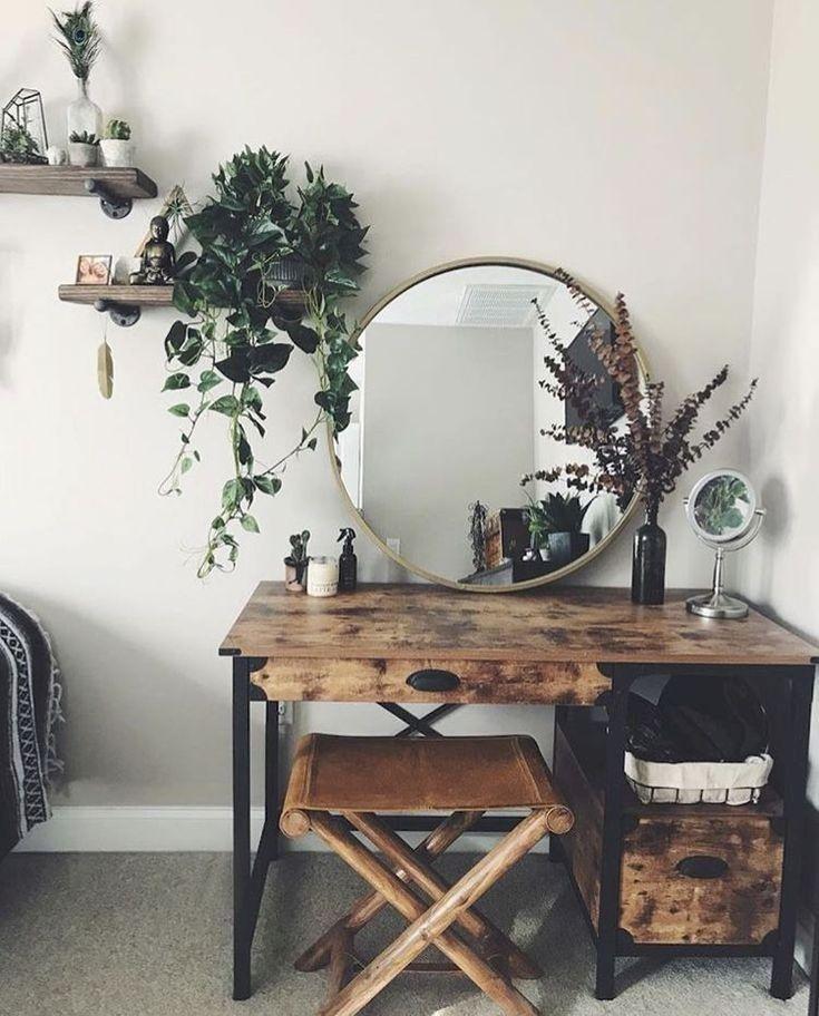 Cool 70 Belle ferme idées de décoration chambre à coucher principale, # ferme # Cool … – bingefashion.com/fr