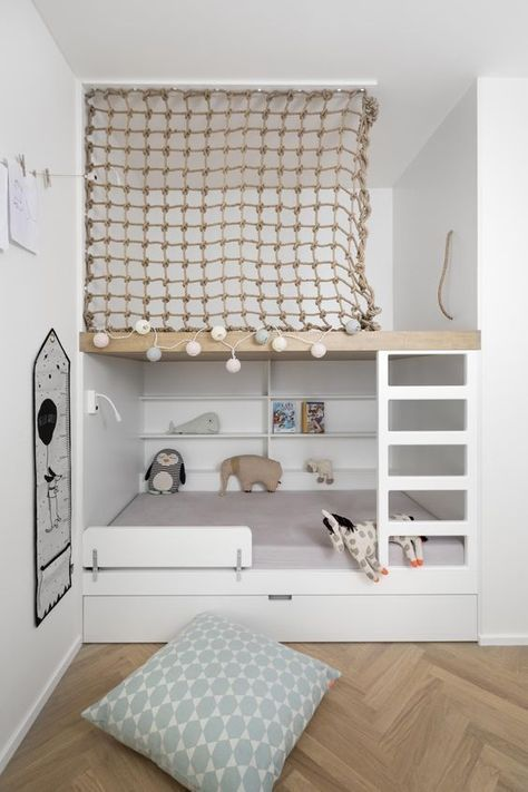 Coole loft-Betten für das Kinderzimmer – https://pickndecor.com/dekor