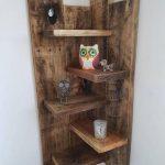 Corner Shelf Plan/Pallet Shelf Plan/Shelf Plan/wall shelf Plan/kitchen shelf plan/Rustic Wood Shelf Plan/Pallet Wood Shelf Plan/PDF Plan/DIY