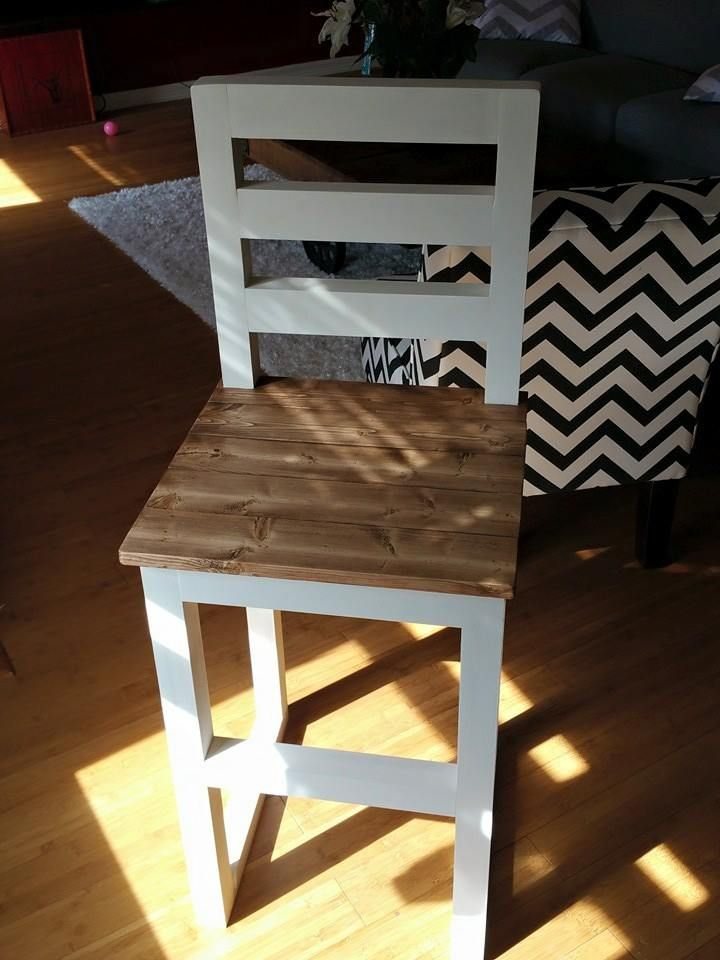 Counter height bar stools  | Ana White