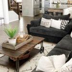 Cozy Neutral Living Room Ideas - Earthy Gray Living Rooms To Copy - Involvery