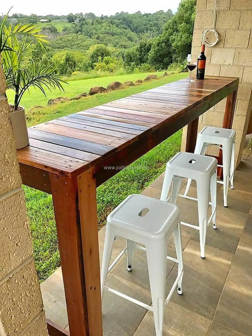 Creative Patio/Outdoor Bar Ideas You Must Try at Your Backyard #outdoor #patio #…