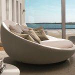 Curved sofa LACOON ISLAND By Désirée divani design Jai Jalan