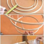 DIY Boho Fringe Chandelier – Ich habe DIY Kronleuchter und Light Fixi … # … - Projectgardendiy.club