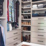 DIY Custom Closet - IKEA TARVA & IVAR HACK - Handmade Weekly