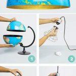 DIY Lampe: 76 super coole Bastelideen dazu - https://bingefashion.com/haus