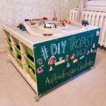 DIY Spieltisch - Ikea Hack - Aufbruch zum Umdenken