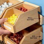 DIY Workshop Storage Bins - Australian Handyman Magazine