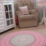 DIY gestrickte runde Teppiche: +52 schöne Modelle für Ihr Zuhause   - Deko-Ide...