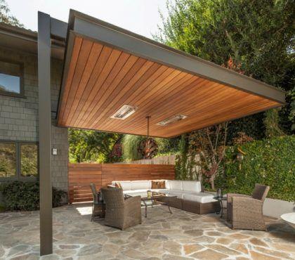 Dachterrasse gestalten: 37 Ideen für Pflanzen und Sichtschutz