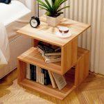 Danza - Multi-Shelf Beside Table