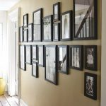 Das ist eine tolle Wandgestaltungs-Idee für unsere kahle Wand im Wohnzimmer. Du...