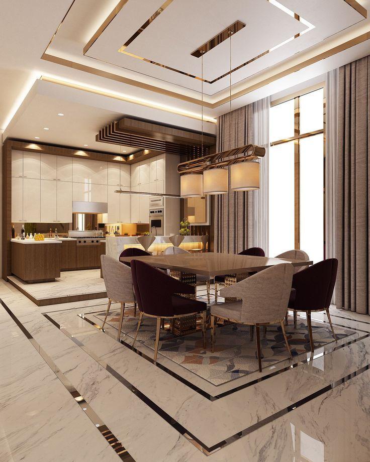 Decorating ideas for a living room Tina Giger Design & Decoration Tania #salon #…
