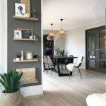 Décoration de salle de séjour pour votre appartement #apartment # décoration #life #dekorati ... - Decor Cuisine