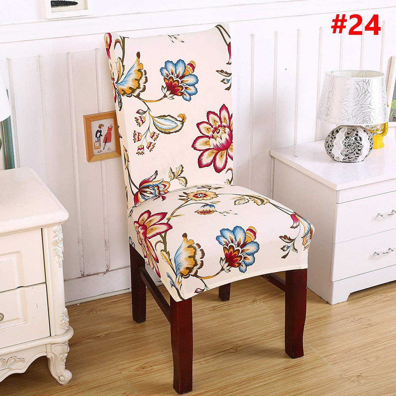 Decorative Chair Covers-Buy 6 Free Shipping!