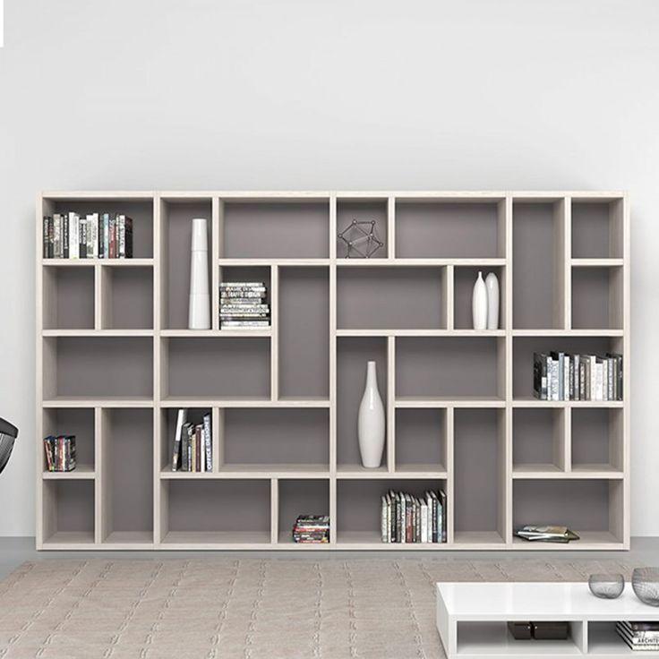 Dekorieren schlanke hölzerne Bücherregal kleines Bücherregal Design aus Holz …