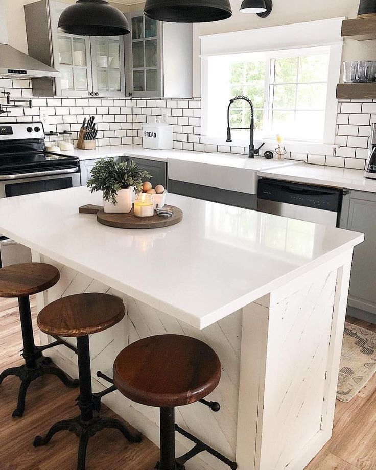 Design Ideas Modern and Traditional Small Kitchen Island – LUCKYTHINK