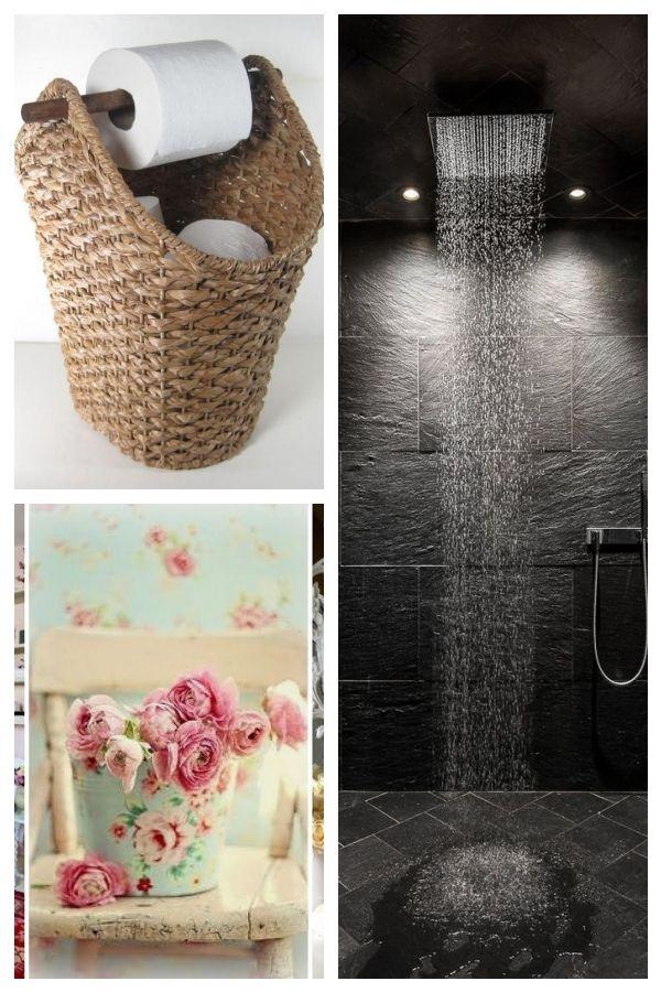 Details über geflochtenes Seil Toilettenpapierkorb Halter rustikalen Landhausst…