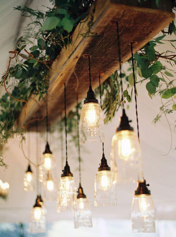 Dining Room Edison Bulb Pendulum Light