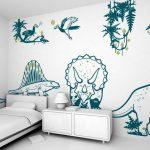 Dinosaurier Kinder Wandtattoos (2)   - Boys room - #Boys #Dinosaurier #Kinder #R...