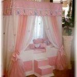 Disney TODDLER Himmelbett Mädchenbett Mädchen Schlafzimmermöbel#Skincare #Ski...