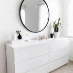 Dresser design ideas that you can try in your room (8) – designbyus.net