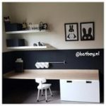 Durcheinander Zimmer, Spielzimmer, Spielzeug Lagerung, Ikea #TwoKidBedroomIdeas - Kinderzimme...