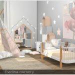 Ein Möbelset zur Gestaltung eines Babyzimmers im skandinavischen Stil. Einricht… - bingefashion.com/interior