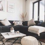 Ein bisschen umgestalten im Wohnzimmer... #cozy #nat...