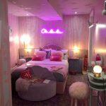 Ein cleveres Teen Girl-Schlafzimmer für bezaubernde Schlafzimmer-Displays, Nummer 2415337969 ...