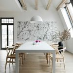 Ein faszinierendes Esszimmer einrichten – 66 Ideen ! – Archzine.net - bingefashion.com/dekor