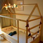Ein normales Kinderbett für unsere Große hat uns nicht gefallen. Deswegen habe… - https://bingefashion.com/haus