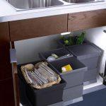 Einbau-Mülleimer außer Sichtweite halten – Moderne Ideen für Ihre Küche - Neueste Dekoration
