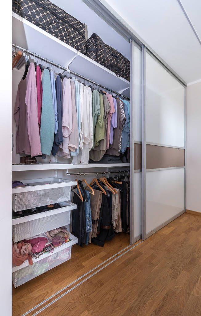 Einbauschrank im schlafzimmer moderne schlafzimmer von elfa deutschland gmbh modern glas | homify