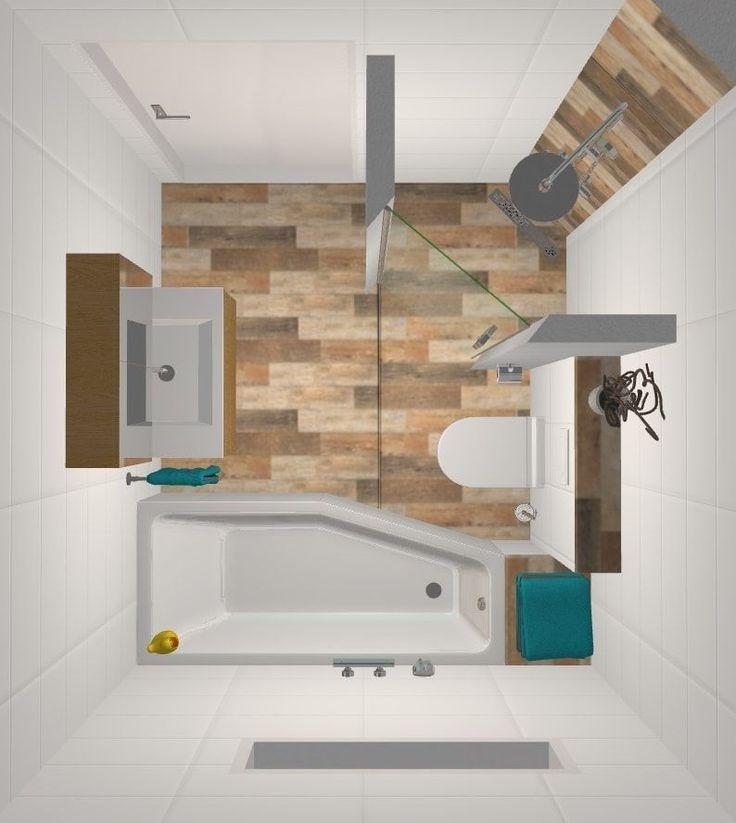 Einrichtung eines kleinen Badezimmers Die Einrichtung eines kleinen …  #badezi…