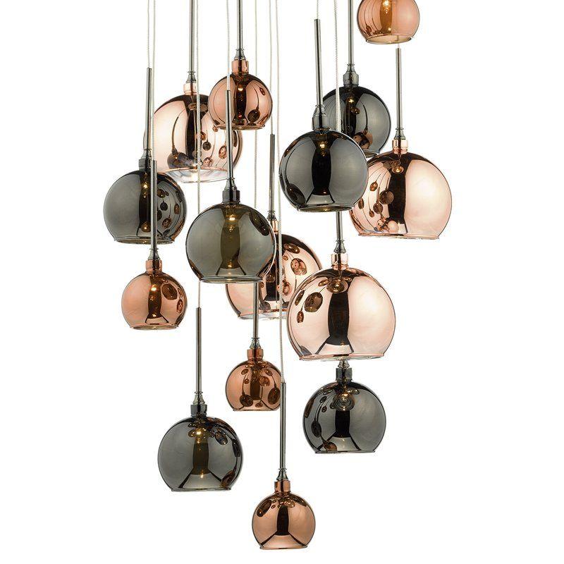 Ernestine 15-Light Cluster Pendant