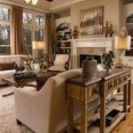 Erstaunliche traditionelle Wohnzimmer-Möbel-Ideen 30 #countrylivingroom#designi...