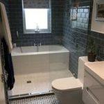 Erstaunliches kleines Badezimmer gestalten Etat-erste Wohnungs-Ideen um 5#nailsa...