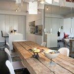 Esstische im Landhausstil mit Stühlen fürs Esszimmer - Wood Design