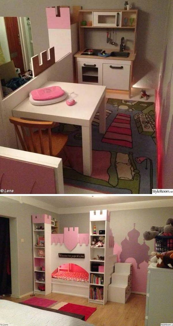 Excellent Absolutely Free Everything a little princess needs in her bedroom  Str…