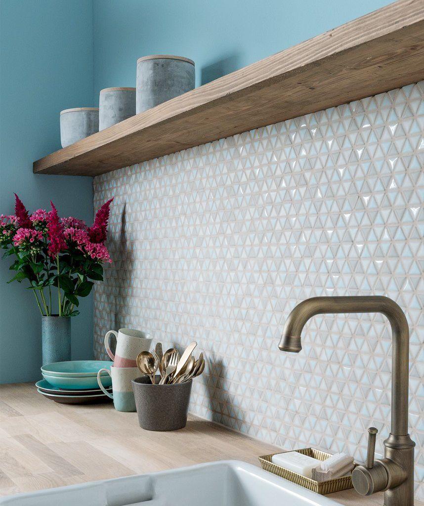 Eye Candy: Beautiful Mosaic Kitchen Backsplash Ideas