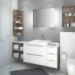 Få det maksimale ud af et lille bad med CREA.plan og spild det #Badezimmermöbe...