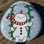 Fantastic Photo Snowman painting craft Concepts It really is tricky to reject ad...