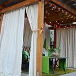 Fantastische Outdoor Vorhänge Für die Terrasse die Erhöht Die Schönheit Ihre...