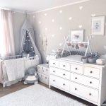 """Fantasyroom on Instagram: """"So ein schönes Babyzimmer bei 📷 @jenna_franke ❤️ Der Tipi-Spielbogen sorgt auch auf der Wickelkommode für Unterhaltung! Gibt es in Weiß und…"""""""