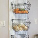 Farmers Market Basket Wanddekor Bauernmarkt produzieren – Dekoration Selber Machen - https://pickndecor.com/haus